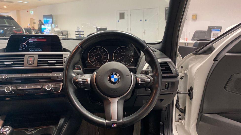 Image 8 - BMW 118i M Sport 5-Door (YK17XOA)