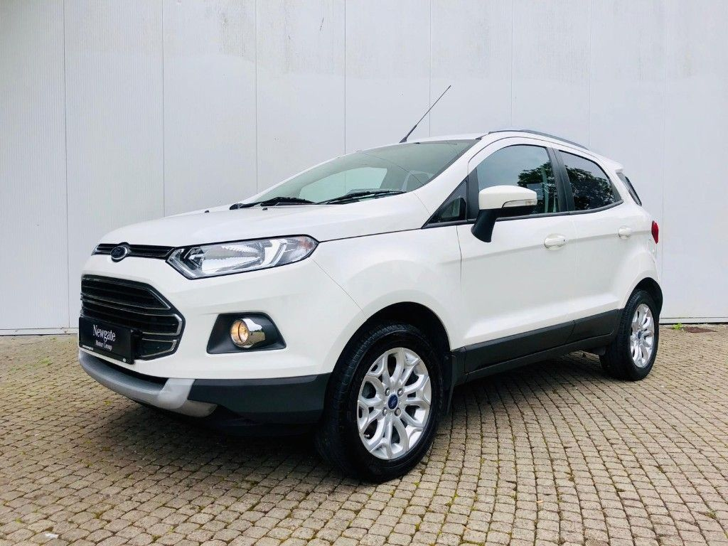 Ford EcoSport TITANIUM 1.5 TDCI 90PS 4DR