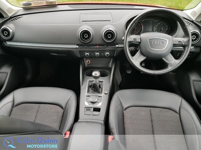 Used Audi A3 SB 1.6 TDI 105 SE 4DR (2013 (131))