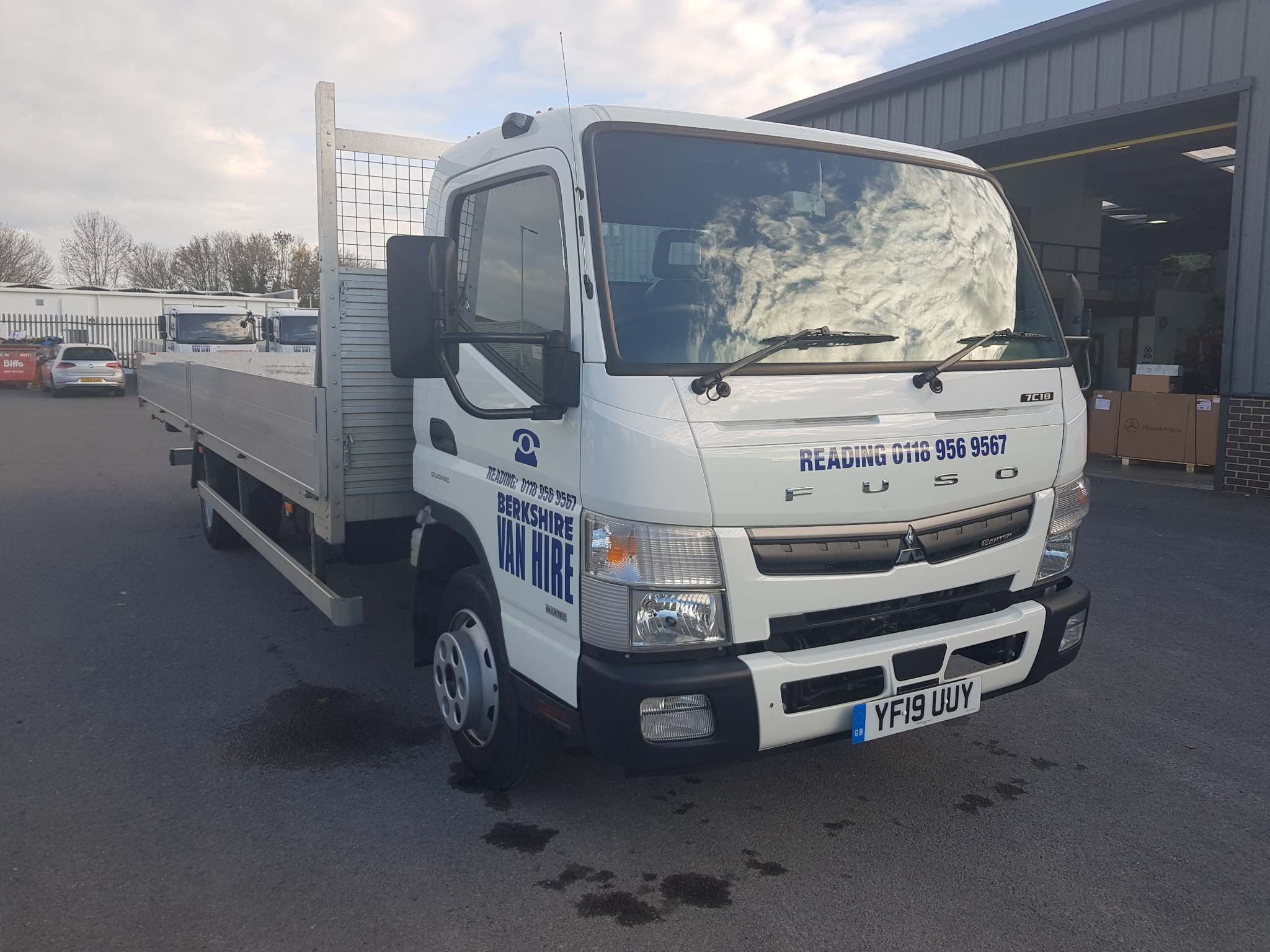 Mitsubishi Canter Drop Side Drop Side For Sale