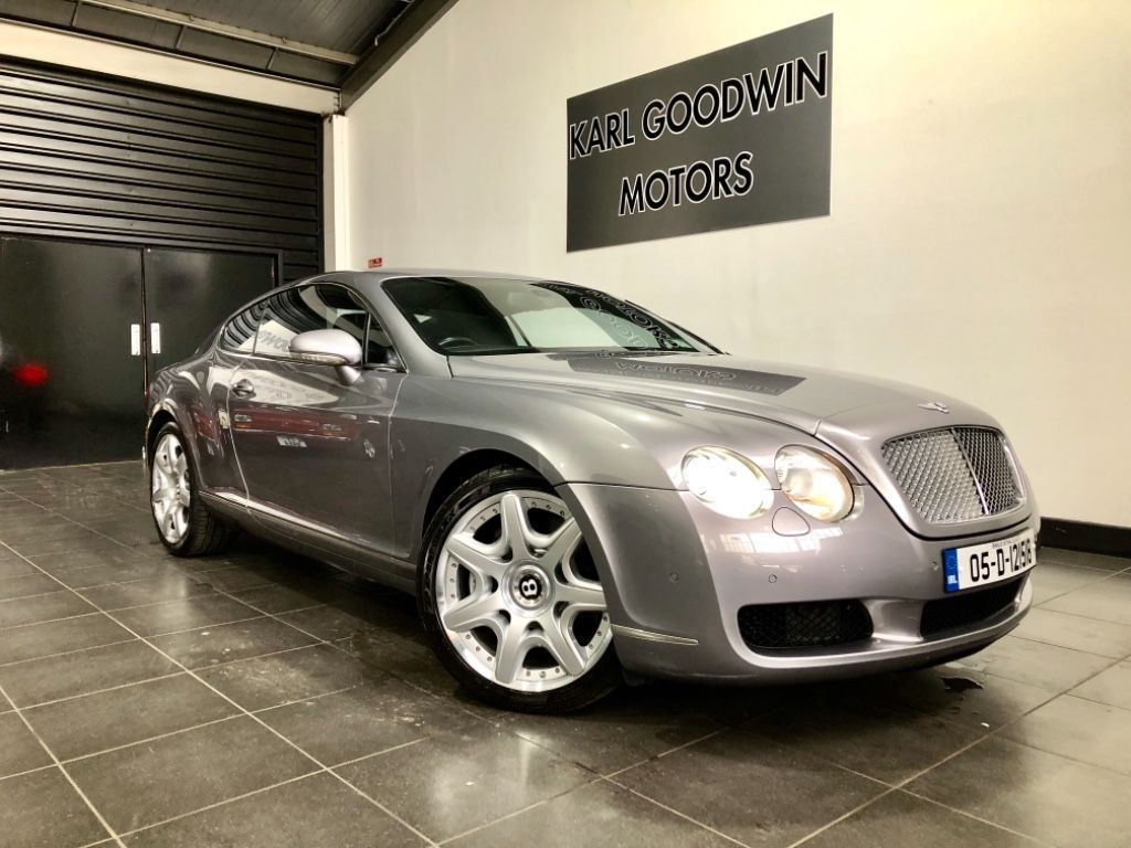Bentley Continental 6.0 GT 2DR W12 TWIN TURBO AWD  1 OWNER