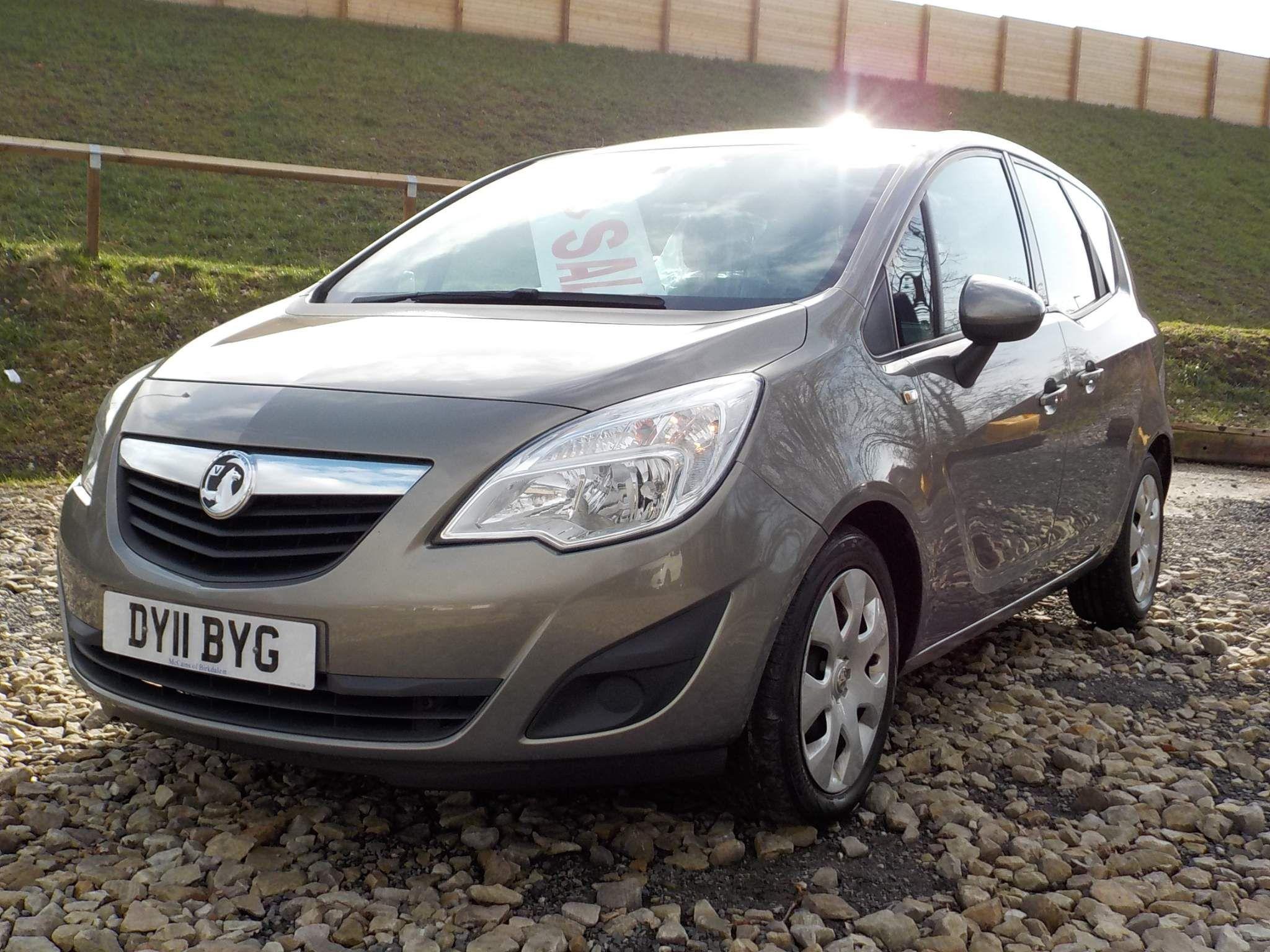 Vauxhall Meriva 1.4 T 16v Exclusiv 5dr (a/c)