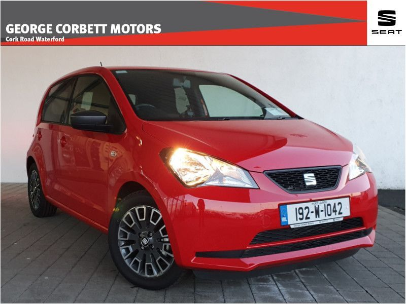 SEAT Mii 1.0MPI 75HP SE 5DR From €49pwk