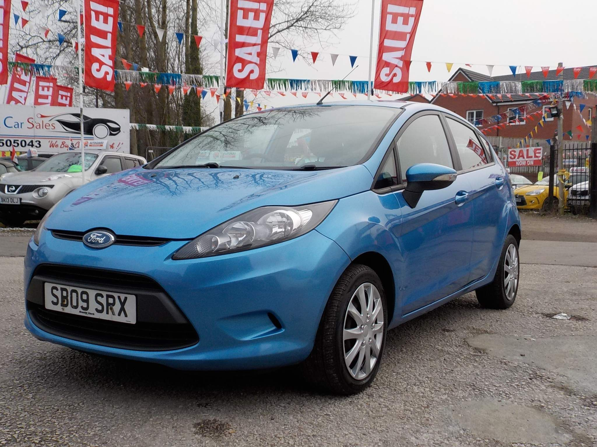 Ford Fiesta 1.25 Style + 5dr