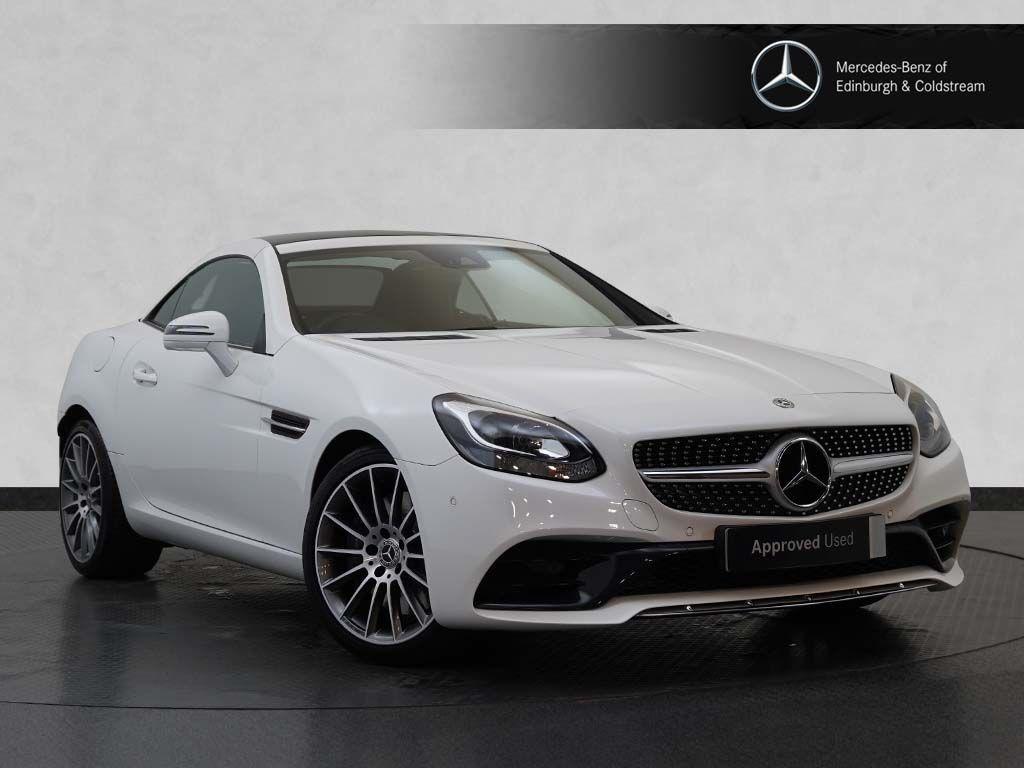 /Mercedes-Benz SLC-Class