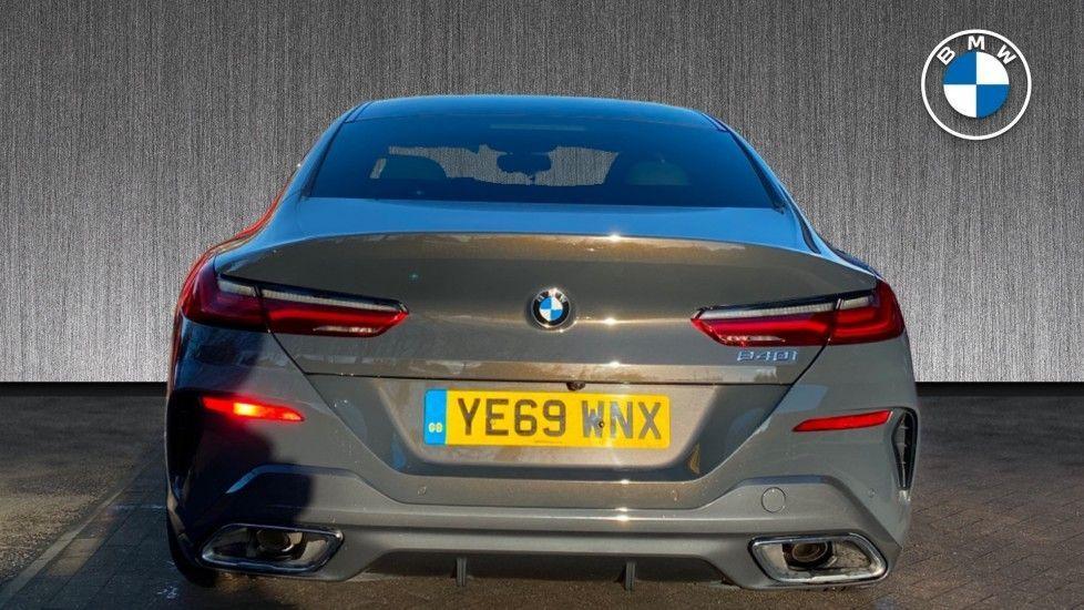 Image 15 - BMW 840i Gran Coupe (YE69WNX)
