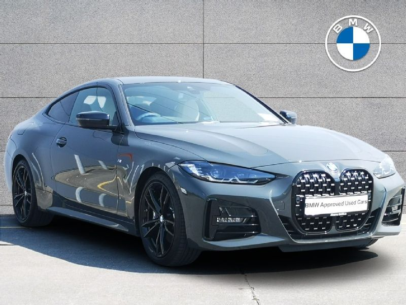 BMW 4 Series 420d M-Sport Pro Edition