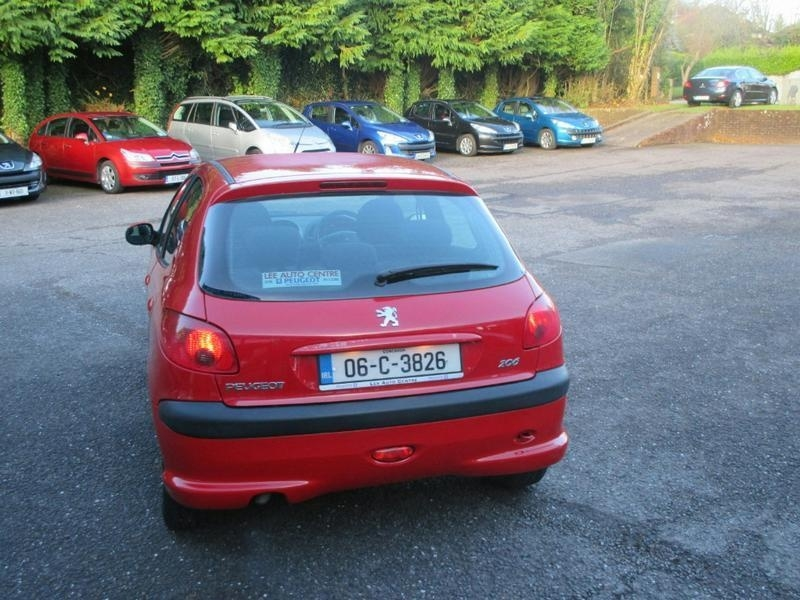 Used Peugeot 206 LX 1.4 HDI/€385 R.Tax/ABS 5DR/DSL/OnePreviousOwner/Full L.A.C Service History  (2006)