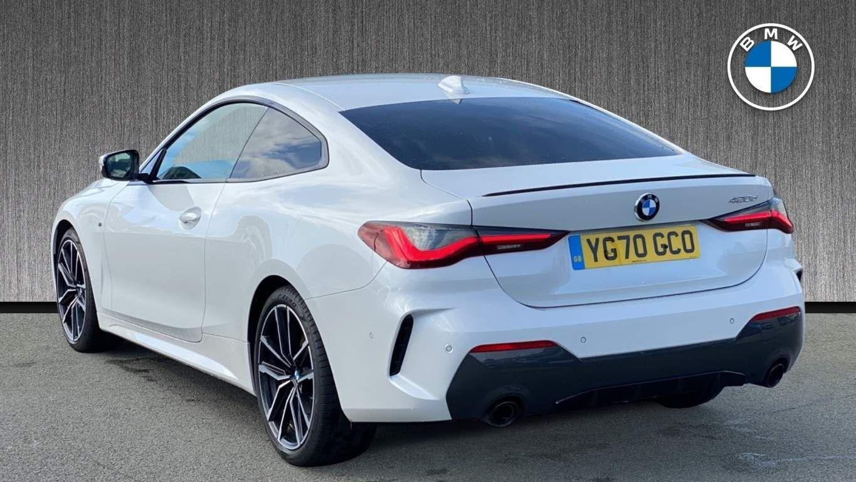 Image 2 - BMW 420d M Sport Coupe (YG70GCO)