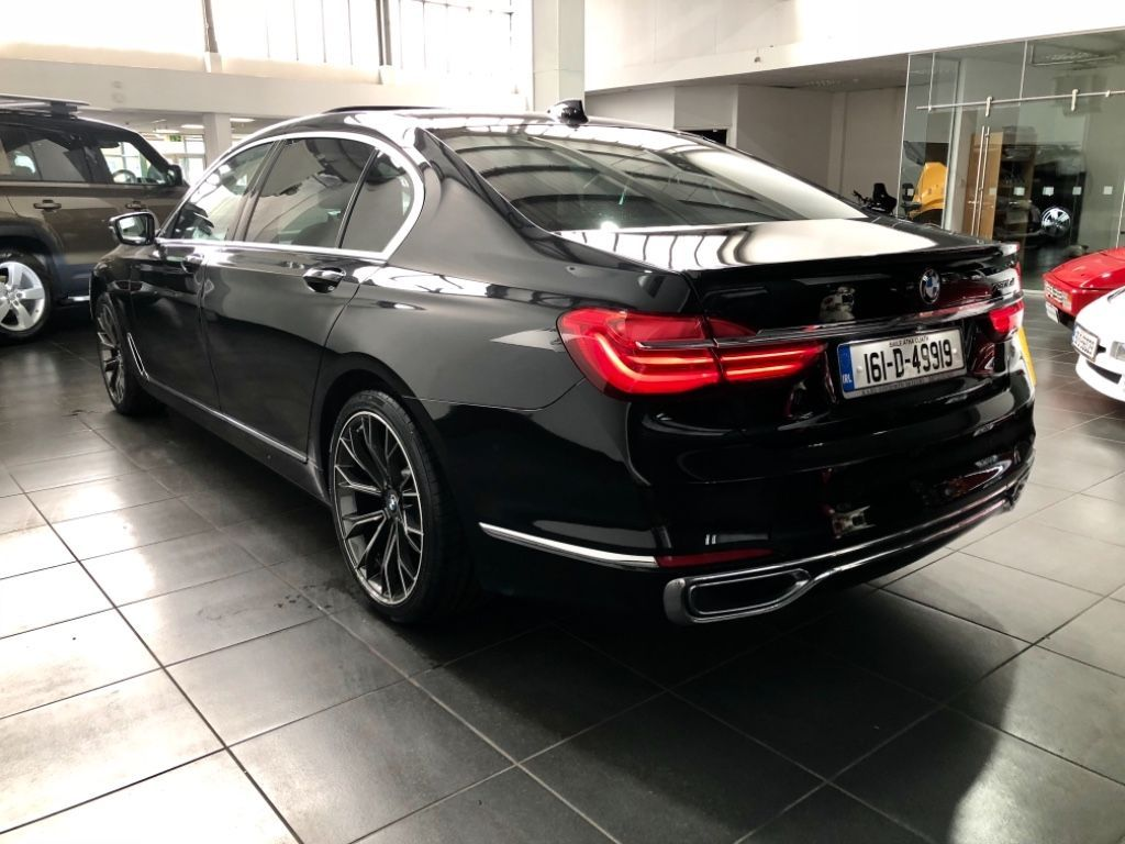 Used BMW 7 Series 730 LD EXECUTIVE LOW MILES HIGH SPEC (2016 (161))