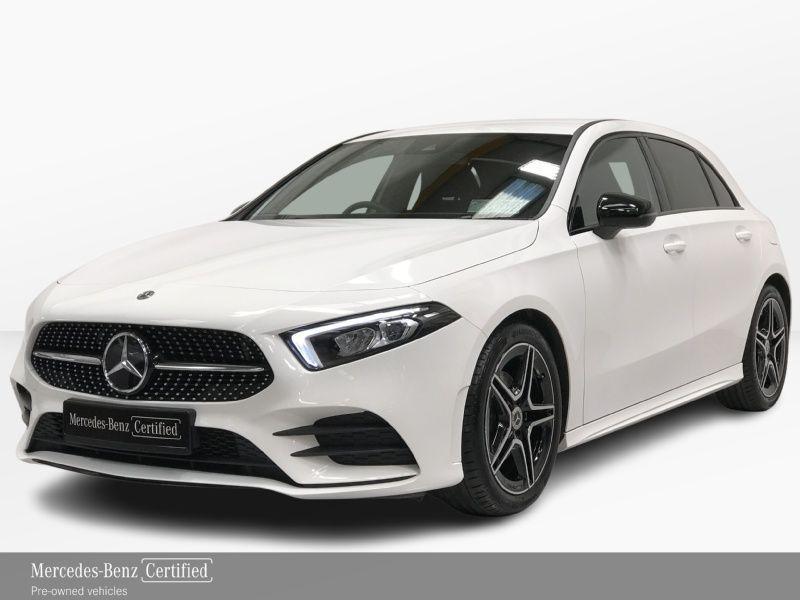 Mercedes-Benz A-Class A160 AMG Line