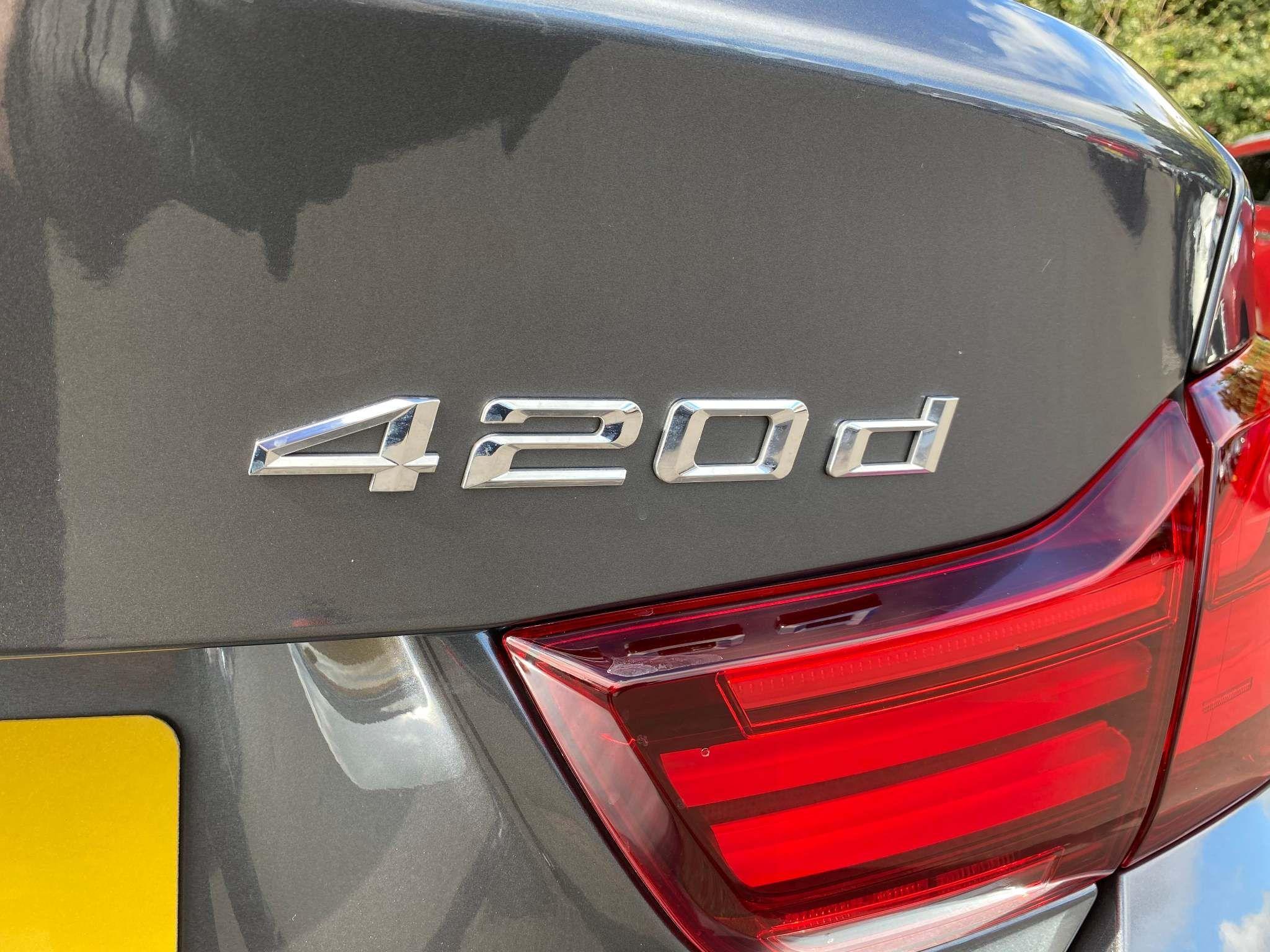 BMW 4 Series Gran Coupe 2.0 420d Sport Gran Coupe Auto (s/s) 5dr