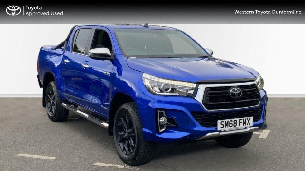 Toyota Hilux Special Editions