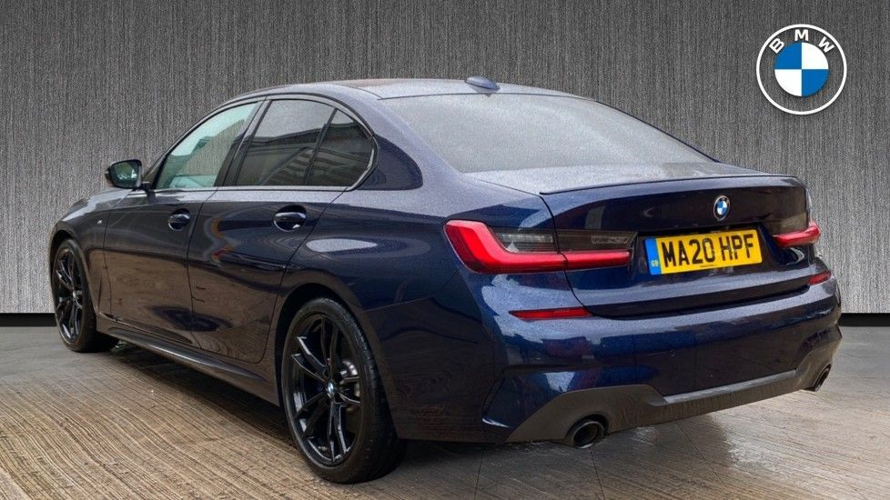 Image 2 - BMW 320d M Sport Pro Edition Saloon (MA20HPF)