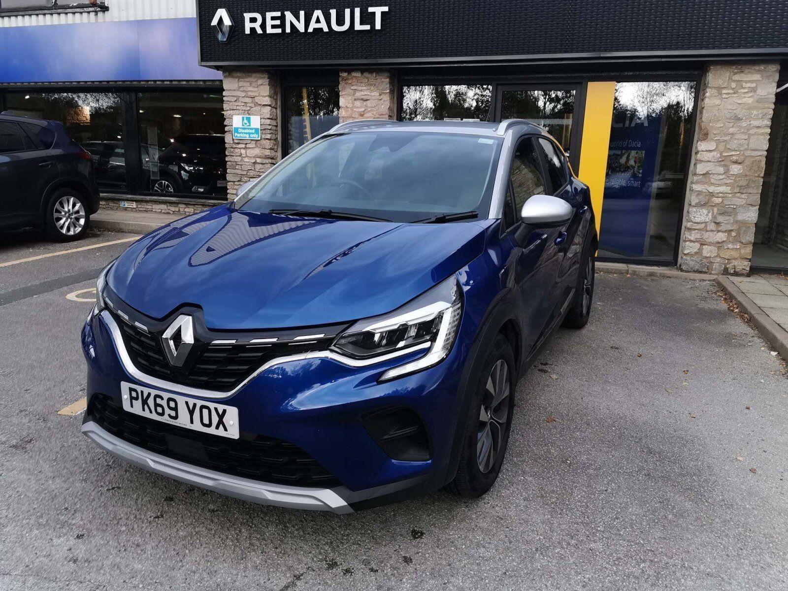 Renault Captur 1.3 TCe Iconic EDC (s/s) 5dr