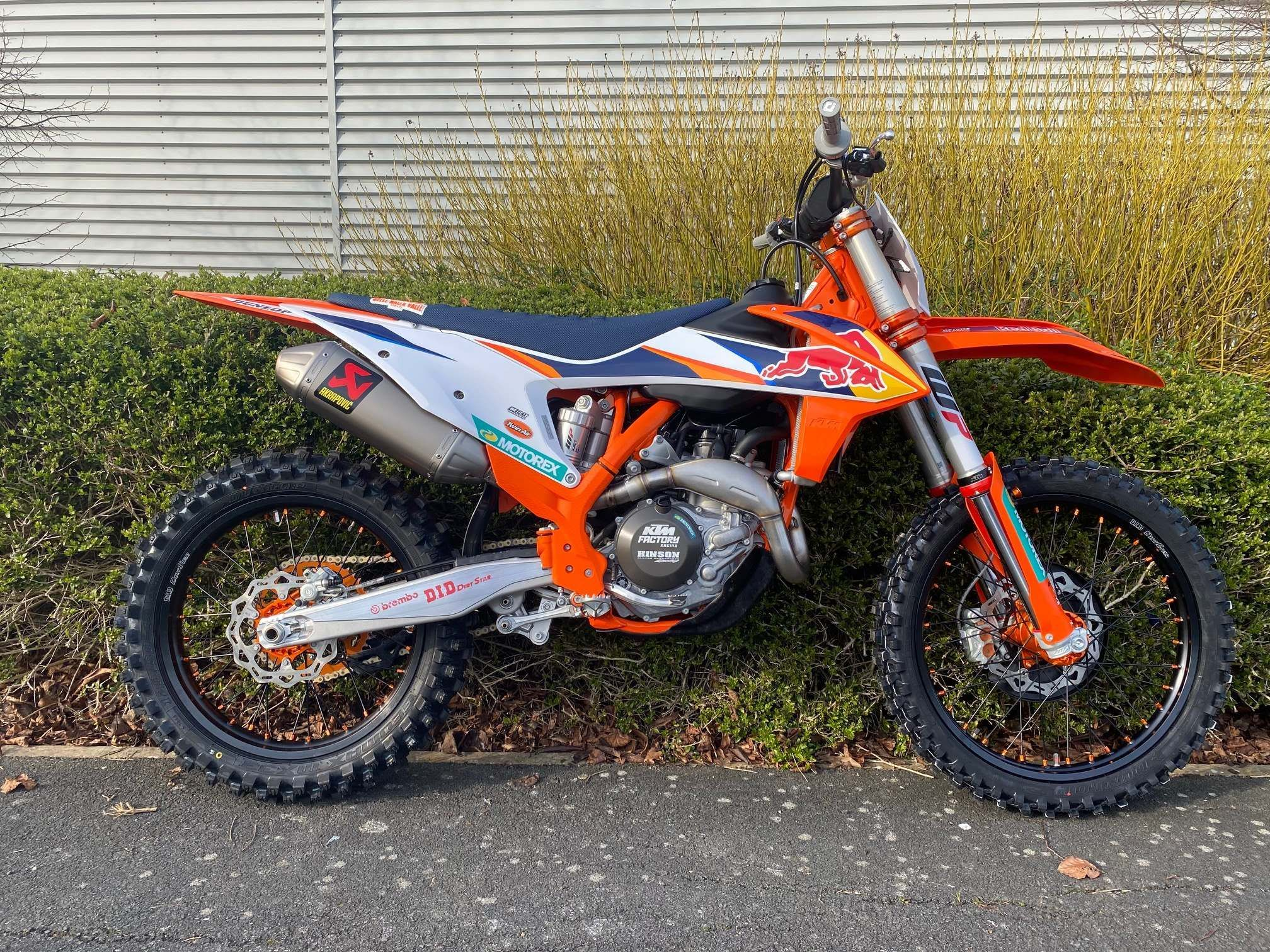 2020 Ktm 450 Sx F 2020 450 Sx F Factory Edition Ams Motorcycles