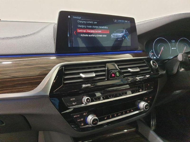 Used BMW 5 Series 530e M Sport iPerformance Saloon (2018 (182))