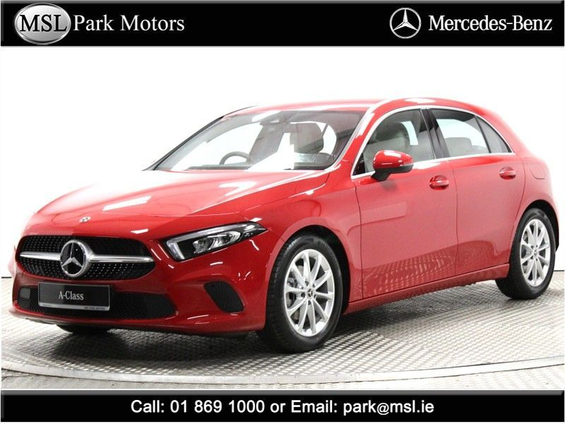 Mercedes-Benz A-Class 180 Progressive Automatic - €3,785 worth of extras - Available for immediate delivery at MSL Park Mercedes
