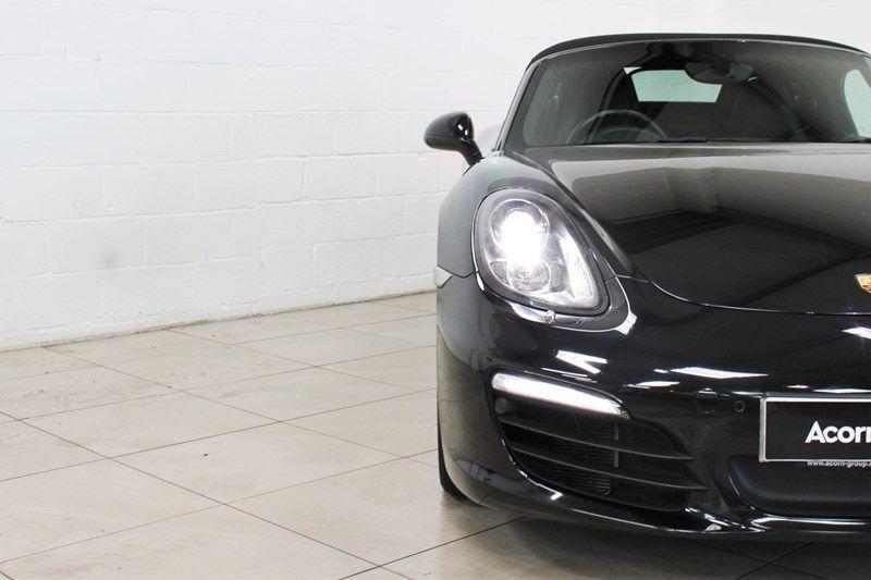 Porsche Boxster 24V BLACK EDITION PDK 2.7 2dr