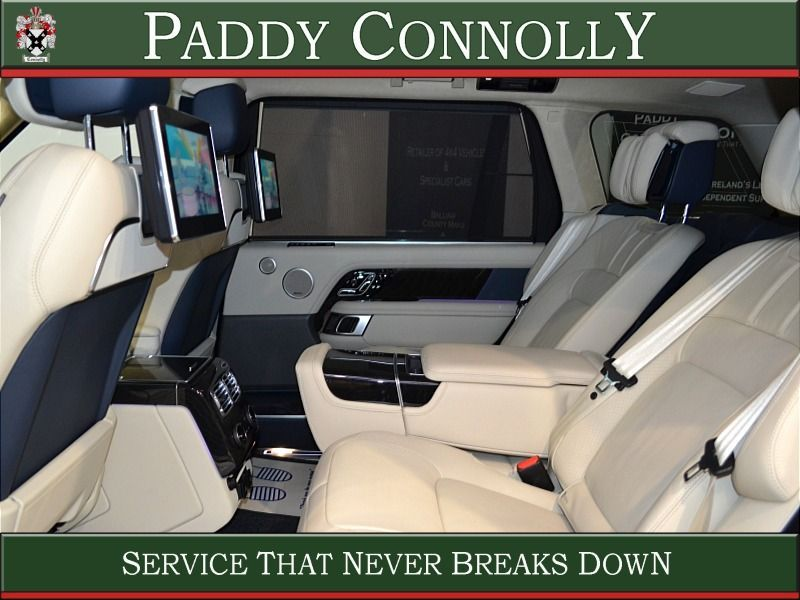 Used Land Rover Range Rover P400e LWB *5 Seat N1 Bus.Class* Autobiography (2020 (201))