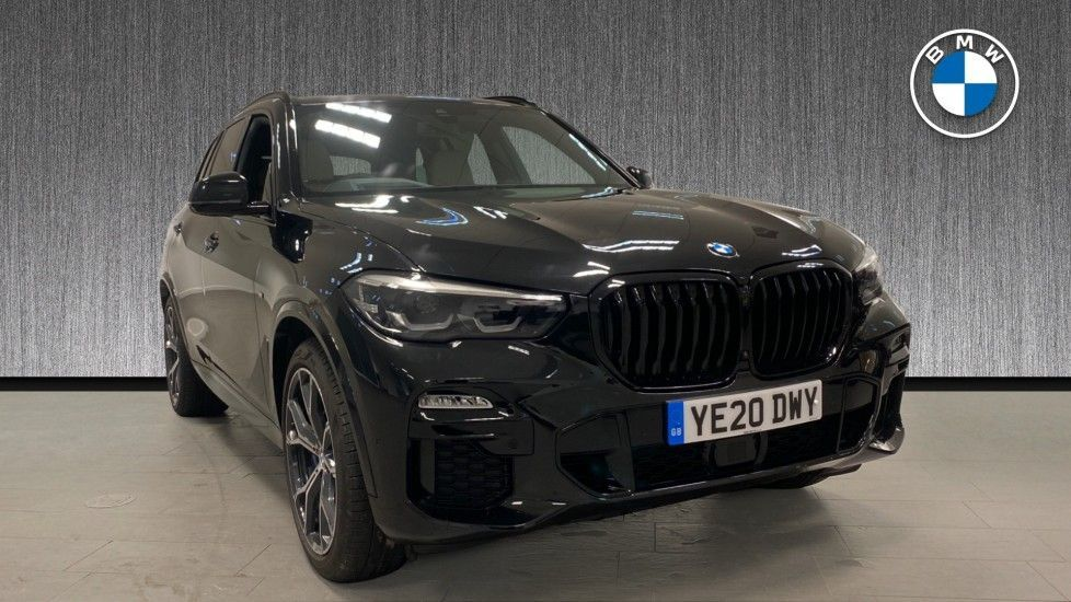 Image 1 - BMW xDrive40i M Sport (YE20DWY)