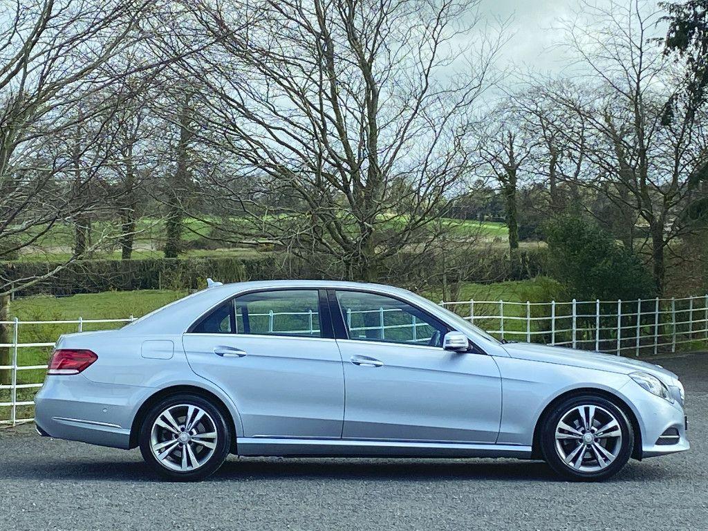 Mercedes-Benz E-Class E220 Blutec SE (AVANTGARDE) AUTO // IMMACULATE CONDITION
