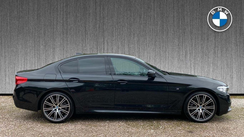 Image 3 - BMW 520d M Sport Saloon (MT20HJO)
