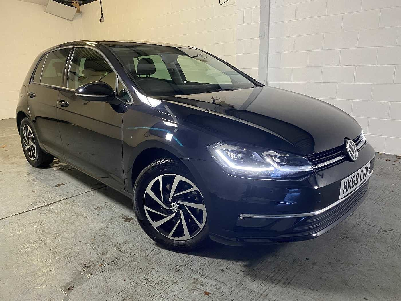 Volkswagen Golf 1.6 TDI Match Edition (s/s) 5dr
