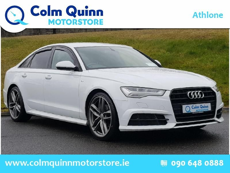 Audi A6 2.0 TDI SLINE BLACK EDITION ULTRA 4DR