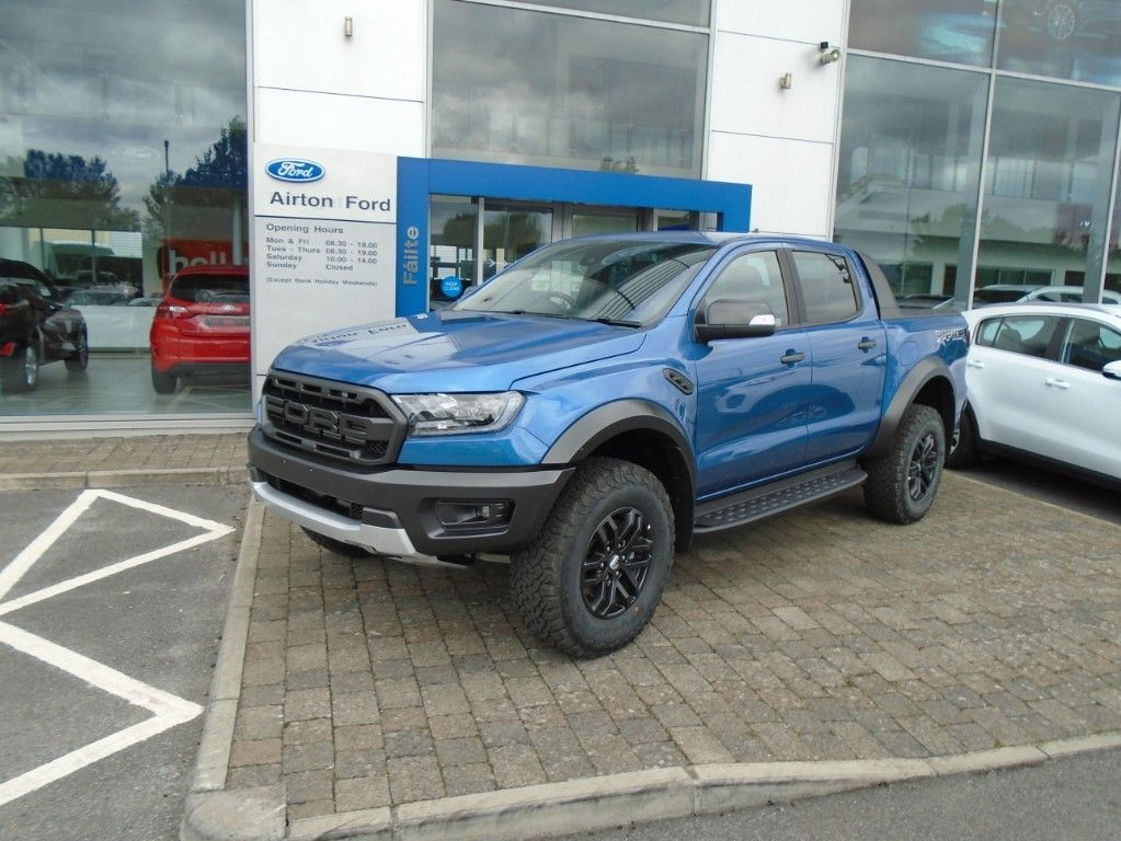 Ford Ranger RAPTOR 213 PS AUTO