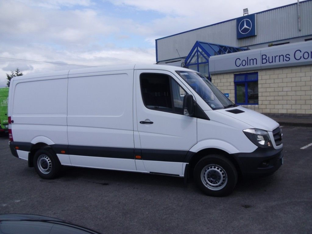 Mercedes-Benz Sprinter 216/36