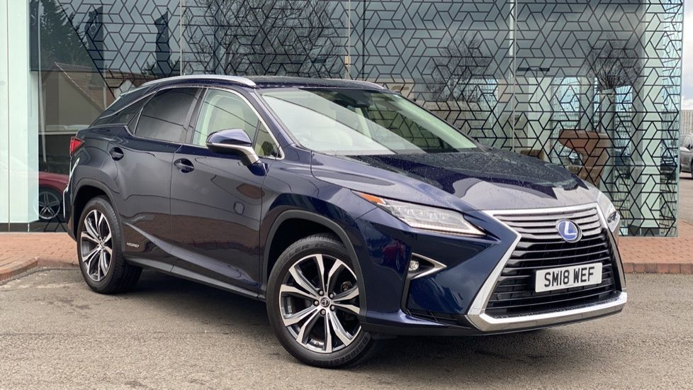Used 2018 RX450h Luxury