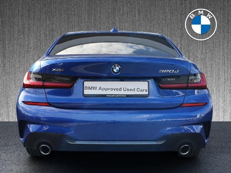 Used BMW 3 Series 320d xDrive M Sport (2020 (201))