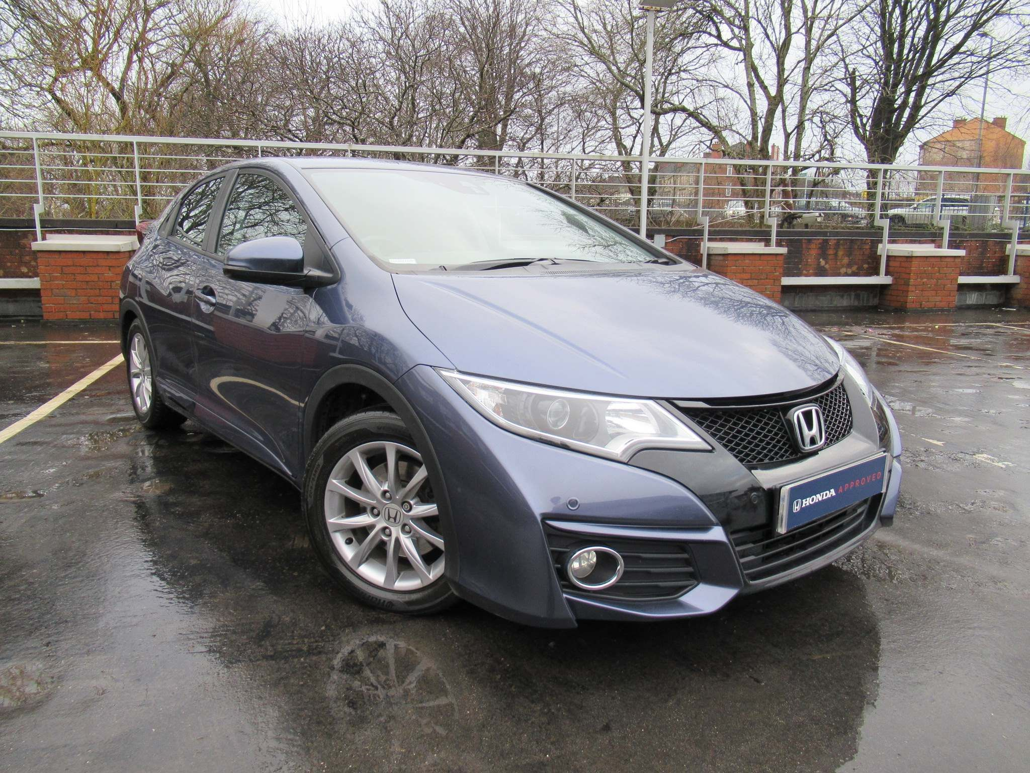 Honda Civic 1.6 i-DTEC SE Plus (s/s) 5dr