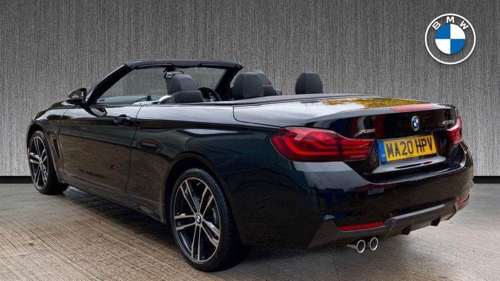 Image 2 - BMW 435d xDrive M Sport Convertible (MA20HPV)