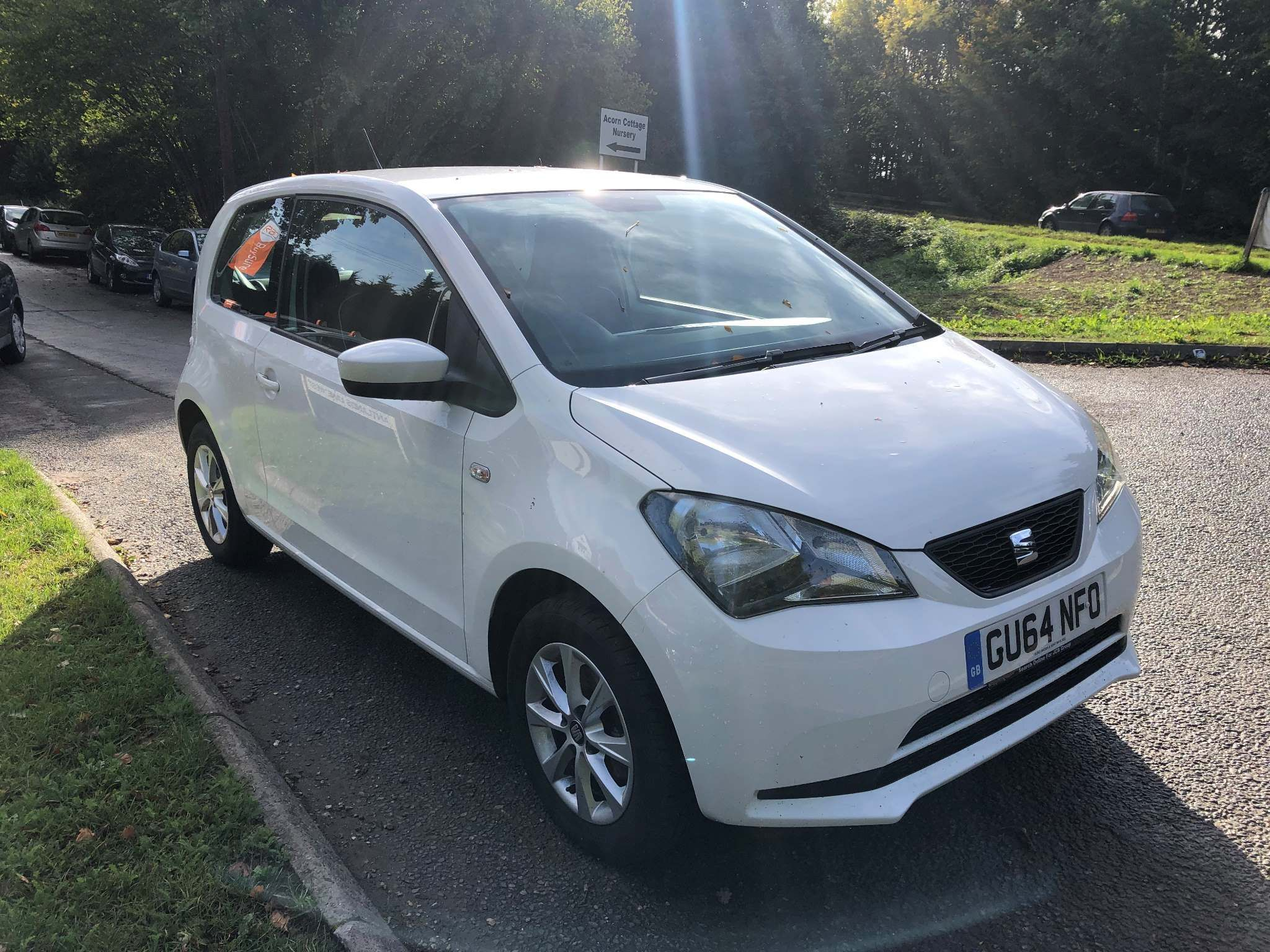Used SEAT Mii for sale
