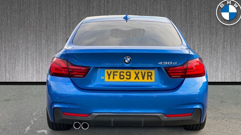 Image 15 - BMW 430d M Sport Gran Coupe (YF69XVR)