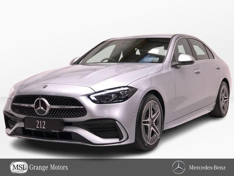 Mercedes-Benz C-Class New Model C200 AMG Line Auto