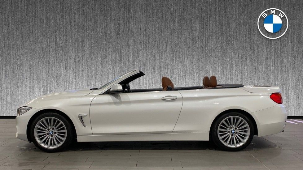 Image 3 - BMW 420d Luxury Convertible (YG14TXK)