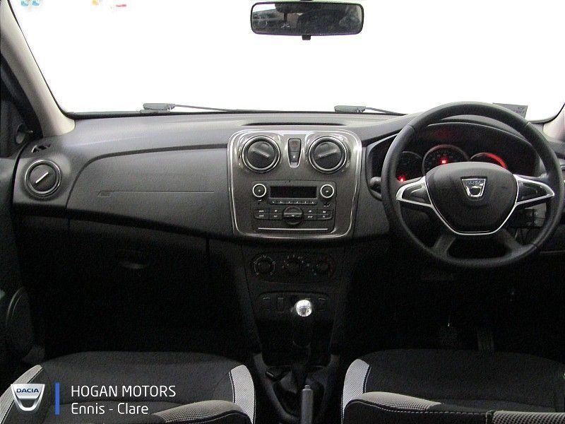 Used Dacia Sandero Stepway Alternative 1.5 Diesel (2018 (181))
