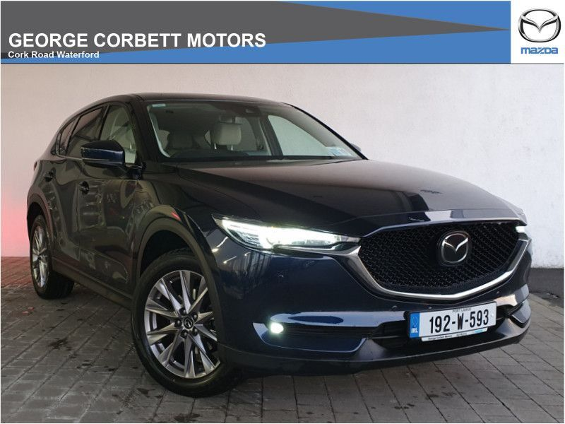Mazda CX-5 Platinum SL 2.2D 150PS (From €129 per week)