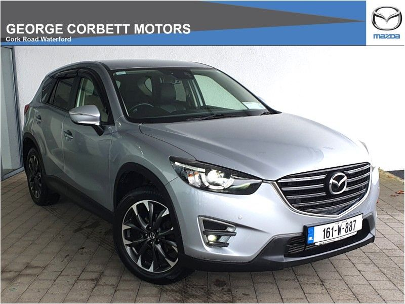 Mazda CX-5 Platinum 2.2D Auto 4WD 175PS (From €78 per week)