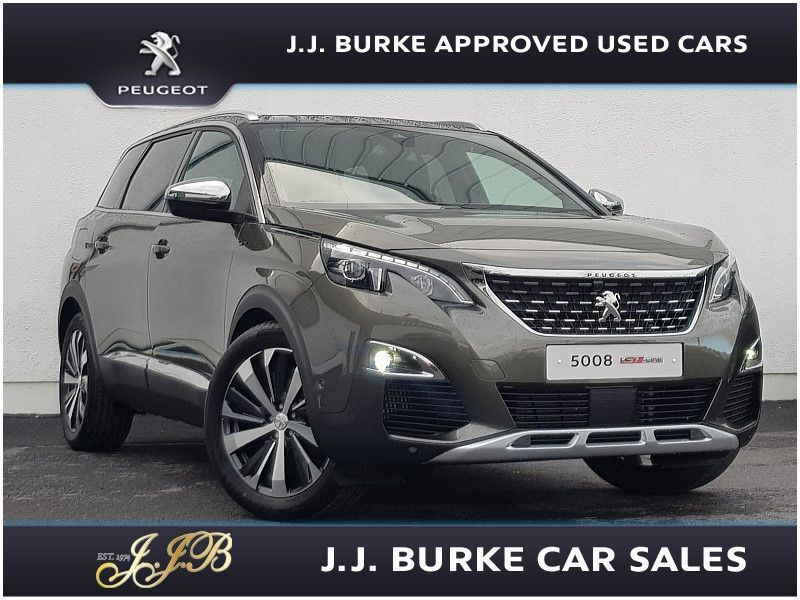 Peugeot 5008 GT 2.0 BlueHDi 180bhp Auto *Order your 201 Today*