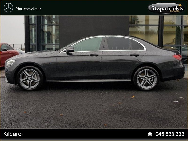 Used Mercedes-Benz E-Class E300DE Diesel Hybrid AMG (2021 (211))