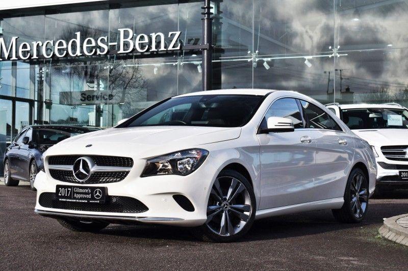 Mercedes-Benz CLA-Class CLA 200d Auto Sport