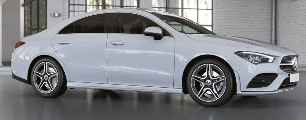 Mercedes-Benz CLA-Class CLA180 D  AMG LINE 'RESERVE TODAY FOR 211'