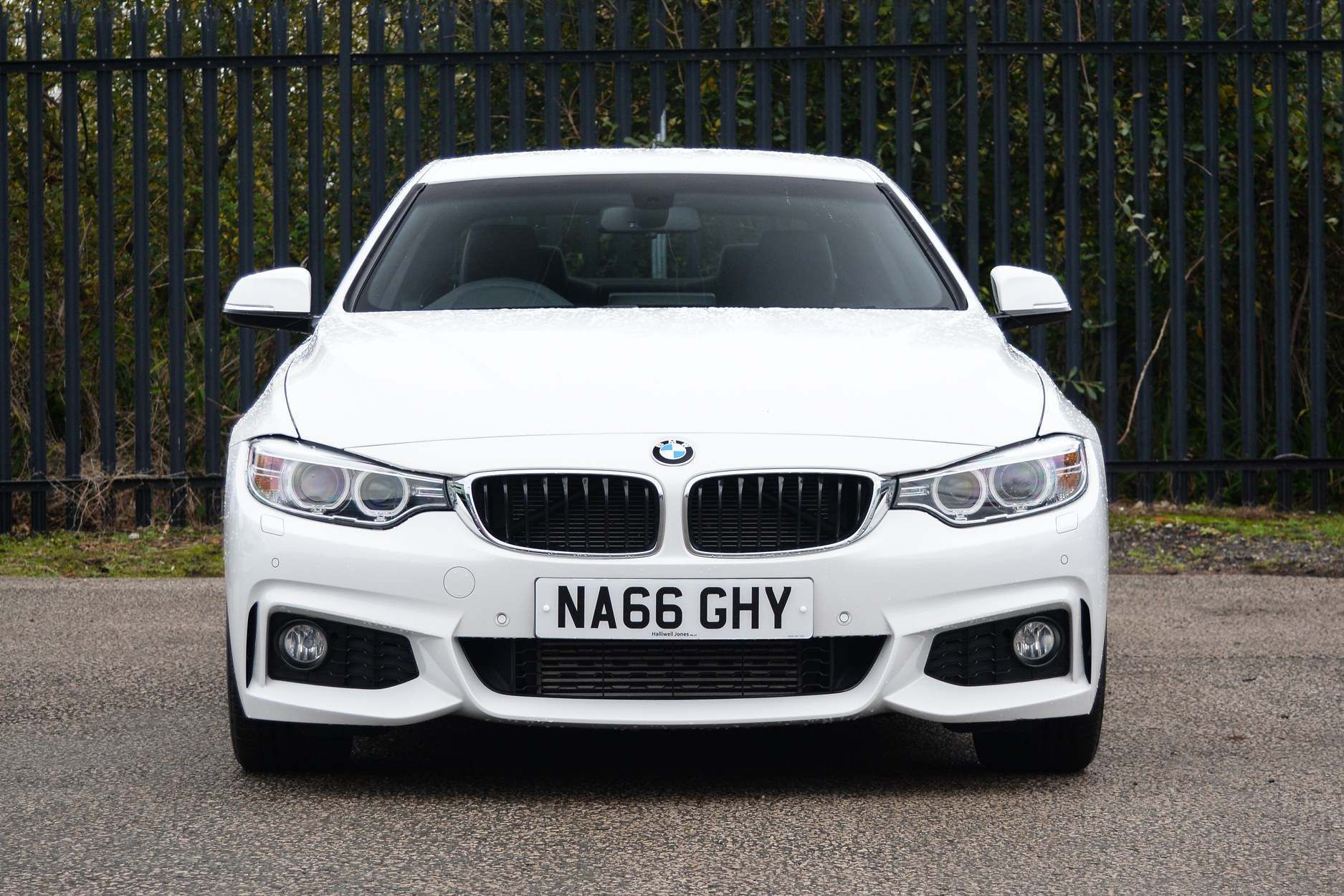 Image 11 - BMW 420d M Sport Coupe (NA66GHY)