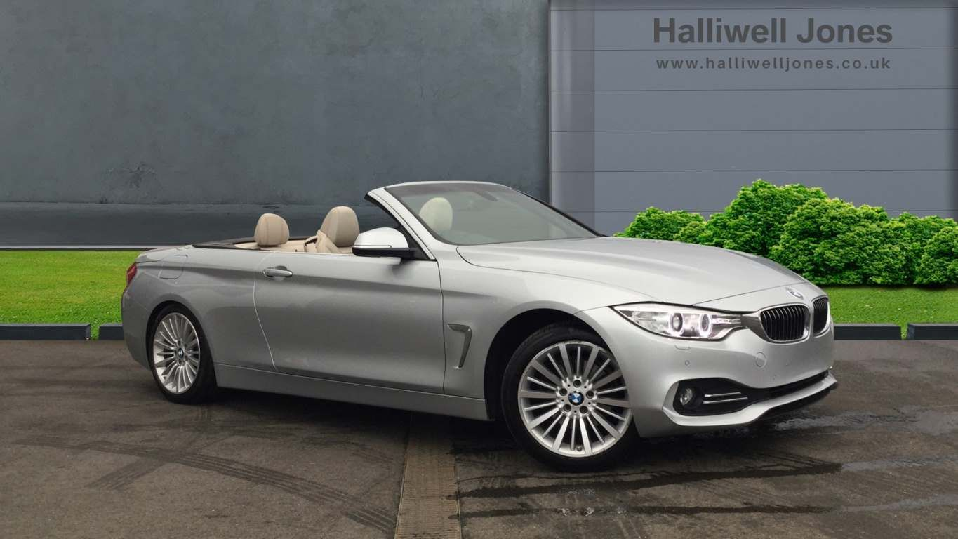 Image 1 - BMW 420d Luxury Convertible (ME16CJX)