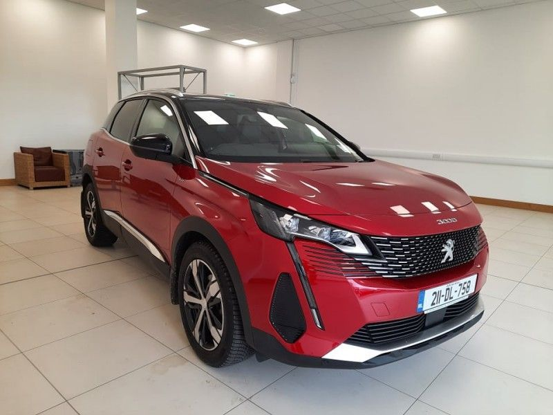 Peugeot 3008 GT 1.5 HDI 130 AUTOMATIC