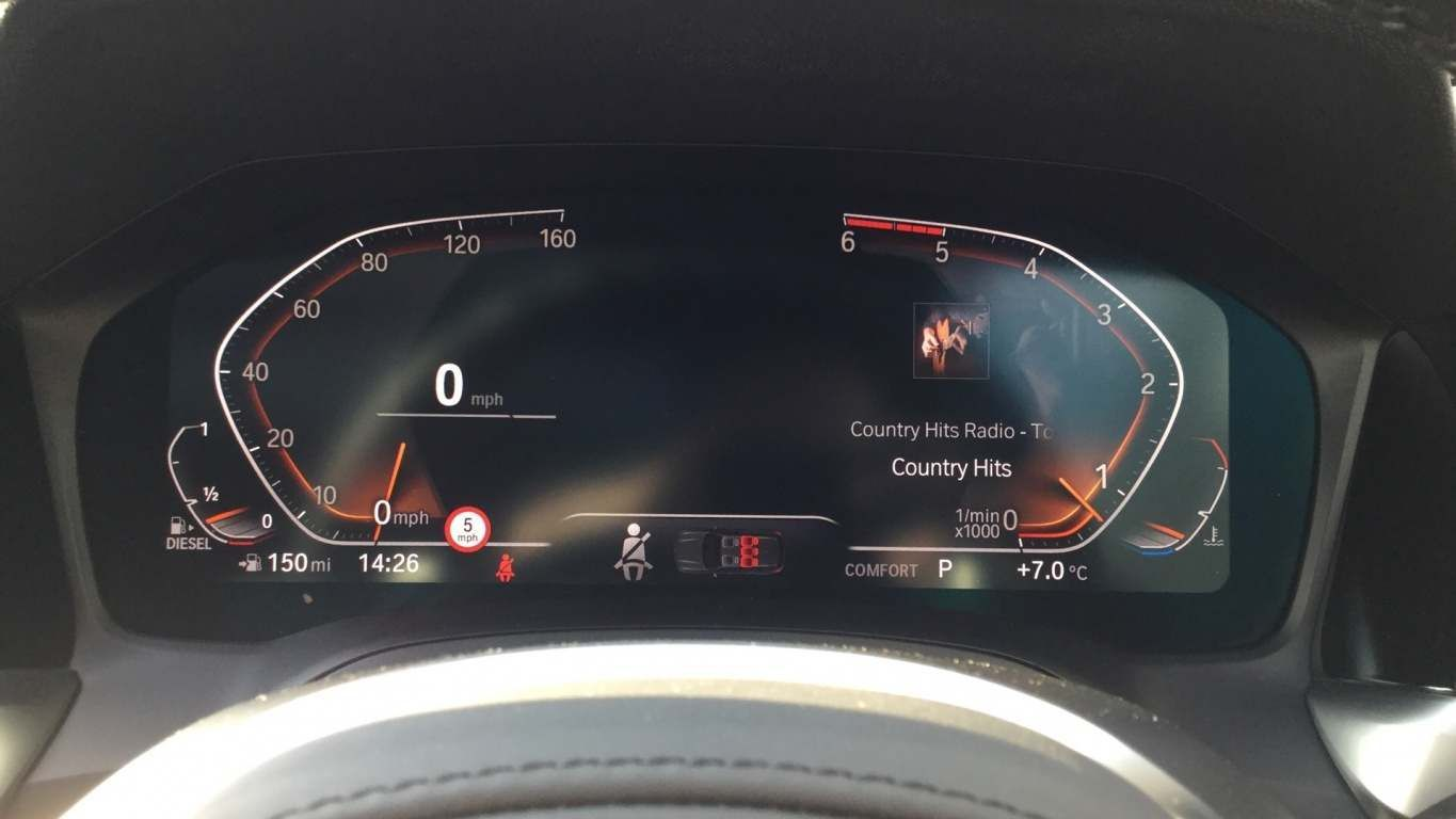 Image 9 - BMW 330d xDrive M Sport Plus Edition Touring (LM69ZDF)